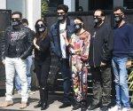 Saif Ali Khan, Arjun Kapoor, Yami Gautam and Jacqueline Fernandez head to Dalhousie for Bhoot Police