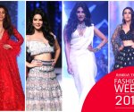 BTFW 2019 Ramp Walk Stunners: Sonam Kapoor, Malaika Arora to Sunny Leone & more were absolute showstoppers!