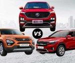 Automobile Comparison