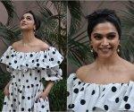 In Pics: Deepika Padukone