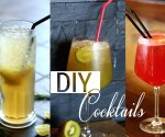 10 splendid DIY Cocktail