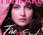 Elli AvrRam graces the Filmfare cover page