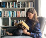Elnaaz Norouzi celebrates World Book Day, shares a sneak-peek into her library