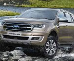 Ford Endeavour Launched