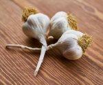Garlic can help improve body problems !!