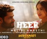 Check out Heer from Durgamati, a perfect track about longing and love