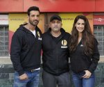 John Abraham and Disha Patani start shooting for Ek Villain Returns in Mumbai