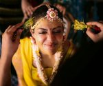 Kajal Aggarwal is feeling all excited, as her wedding day arrives