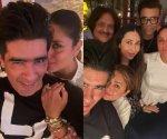 Kareena Kapoor hosts party for Karan Johar, Karisma Kapoor, Manish Malhotra