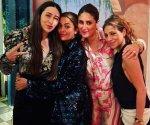 Karisma Kapoor celebrates her 47th birthday with Kareena Kapoor and Amrita Arora, sister says, 'My Lolo is the bestes'