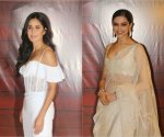 Photos: Fall in love with White Elegance as Deepika Padukone, Katrina Kaif, & Tabu nail elegance at Javed Akhtar's bday bash