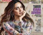 Kiara Advani becomes the cover girl for 'Hello! India' magazine