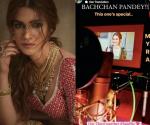 Kriti Sanon shares glimps