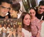 Manish Malhotra hosts a party for Gauri Khan, Malaika Arora, Karisma, Ananya Panday
