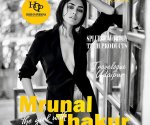 Mrunal Thakur sizzles on the cover page of 'High On Persona' magazine April Issue