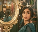 Mrunal Thakur makes her Telugu debut with Dulquer Salmaan's next, unveils her first look