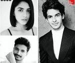 Pippa cast finalised: Mrunal Thakur and Priyanshu Painyuli join Ishaan Khatter
