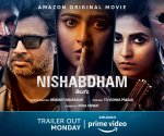 Anushka Shetty starrer Nishabdham trailer out on this date
