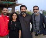 Bobby Deol, Vikrant Massey and Sanya Malhotra wrap Love Hostel