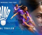 Parineeti Chopra unveils Saina trailer