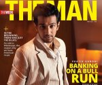 Pratik Gandhi sizzles on the cover page of 'The Man' magazine May issue