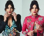 Priyanka Chopra Jonas makes double fashion statements at BAFTA 2021