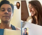 Randeep Hooda and Ileana D'Cruz indulge in virtual script reading session for UnfairNLovely