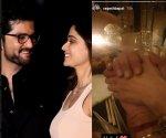 Raqesh Bapat and Shamita Shetty on their first dinner date, later share a mushy post on social media