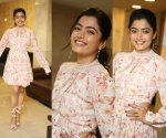 Photos: Rashmika Mandanna steals hearts with her angelic smiles in this floral summer perfect dress