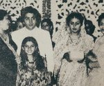 Raveena Tandon shares priceless pic from Rishi Kapoor and Neetu Kapoor's wedding in 1980, actress seen as a little girl