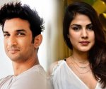 Rhea Chakraborty post an adorable birthday wish for Sushant Singh Rajput
