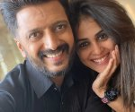 Riteish Deshmukh pens an adorable birthday wish for wife Genelia, says 'Looking younger by the day', Abhishek reacts