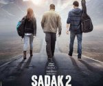 New poster of Sadak 2 dropped, to premiere on August 28