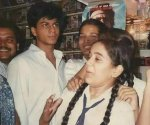 Shah Rukh Khan's old pic in school uniform goes viral; Richa Chadha says her 'first love'