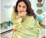 Shefali Shah graces the cover page of HT Brunch magazine May issue