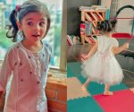 Soha Ali Khan cheers up fans with Inaaya's cute dancing video: 'Keeping spirits high with our party for 1!'