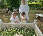 Soha Ali Khan, Sharmila Tagore pay tribute to Pataudi on his 10th death anniversary: 'You are never dead to us'