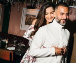 Sonam Kapoor's birthday wish for hubby Anand is all about love !