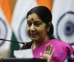 Sushma Swaraj(Image Source: PK)