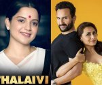 Kangana Ranaut starrer Thalaivi to clash with Saif Ali Khan, Rani Mukerji's Bunty Aur Babli 2 at the box office