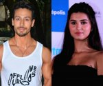 Tiger Shroff and Tara Sut