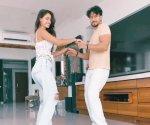 Disha Patani celebrates her 28th birthday with Tiger Shroff: 'Happy bday villainnn'