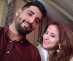 Urmila Matondkar wishes Eid Mubarak