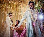 Varun Dhawan ties knot with long time girlfriend Natasha Dalal in the presence of friends and family
