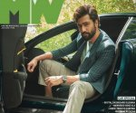 Vicky Kaushal on the cover page of Man's World India magazine July'21 issue