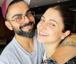 Virat Kohli shares a romantic picture with Anushka Sharma after they return to Mumbai