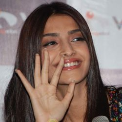 Creative business is more risk taking: Sonam Kapoor