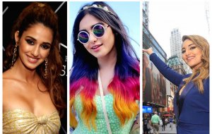 Bollywood celebs ooze fas