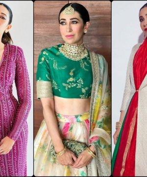 Karisma Kapoor surprises
