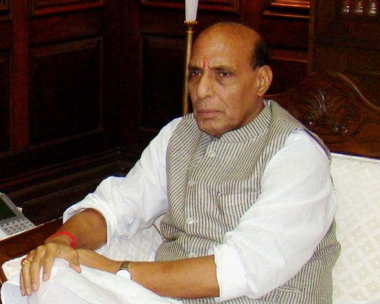 Rajnath Singh(Image Source: PK)